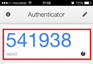 radtest-otp-google-authenticator